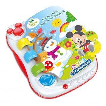 Libro Attività Baby Mickey...
