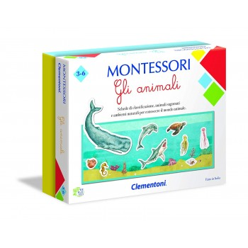 Animali Montessori -...